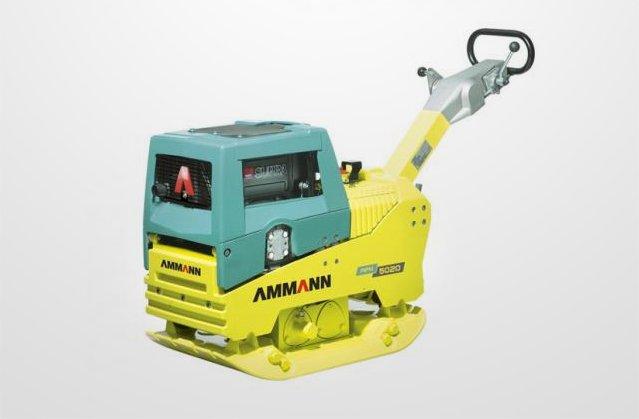 Ammann APH5030E 3 Wellen Vibrationsplatte
