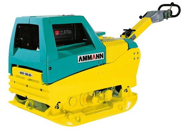 Ammann AVH 100-20 reversierbare Vibrationsplatte