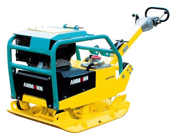Ammann AVH 7010 reversierbare Vibrationsplatte