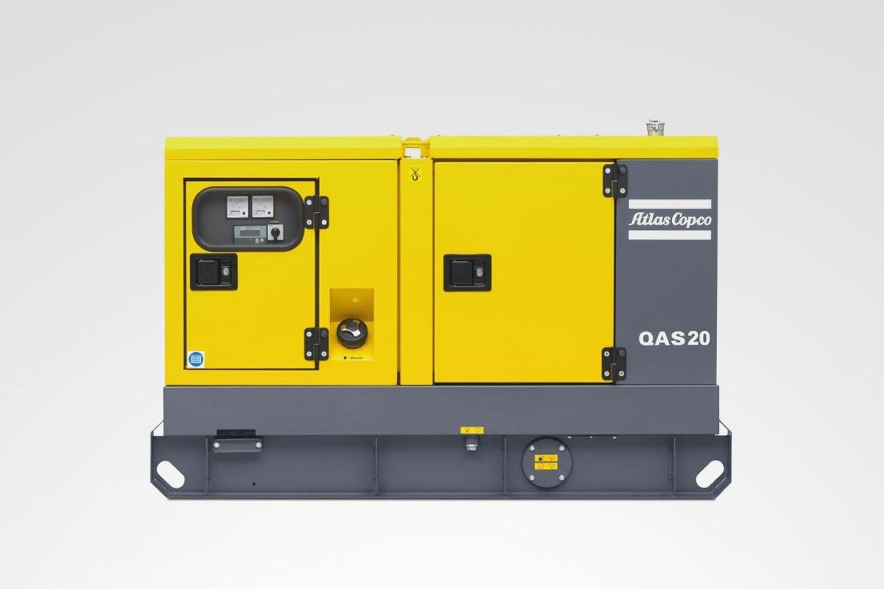 Atlas Copco QAS 20 Stromerzeuger