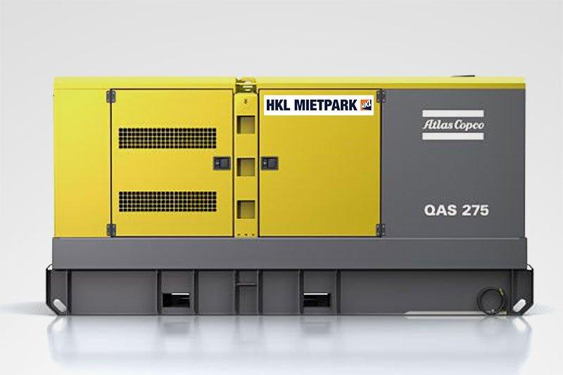 Atlas Copco QAS 275 FILS GT Stromerzeuger