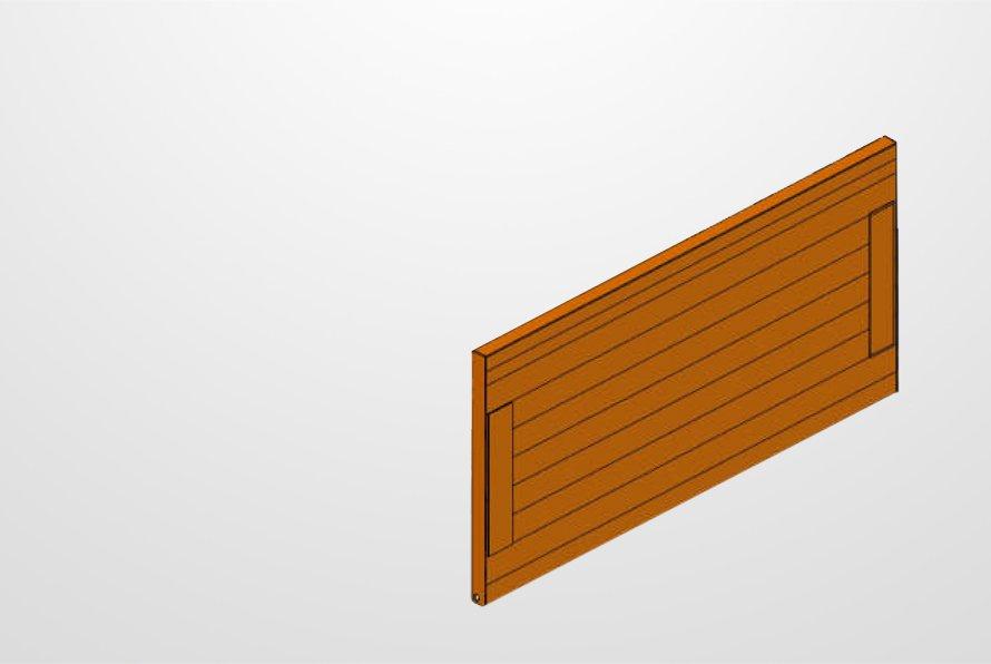Aufstockplatte Gleitschienen-Verbauelement