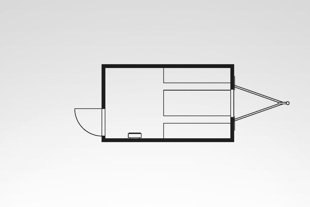 Bauwagen SINUS A2