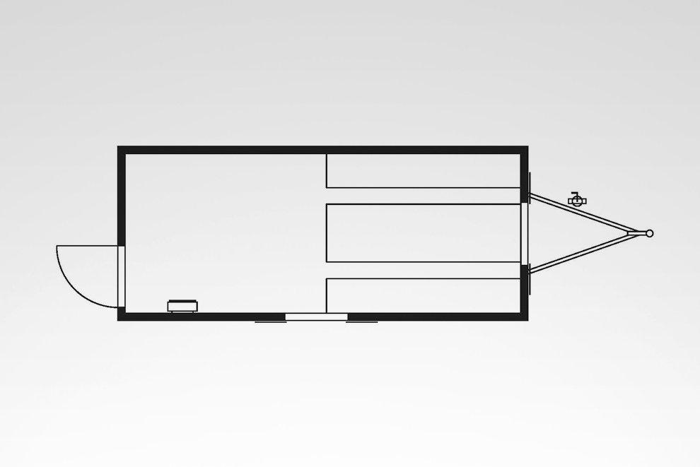 Bauwagen SINUS A4