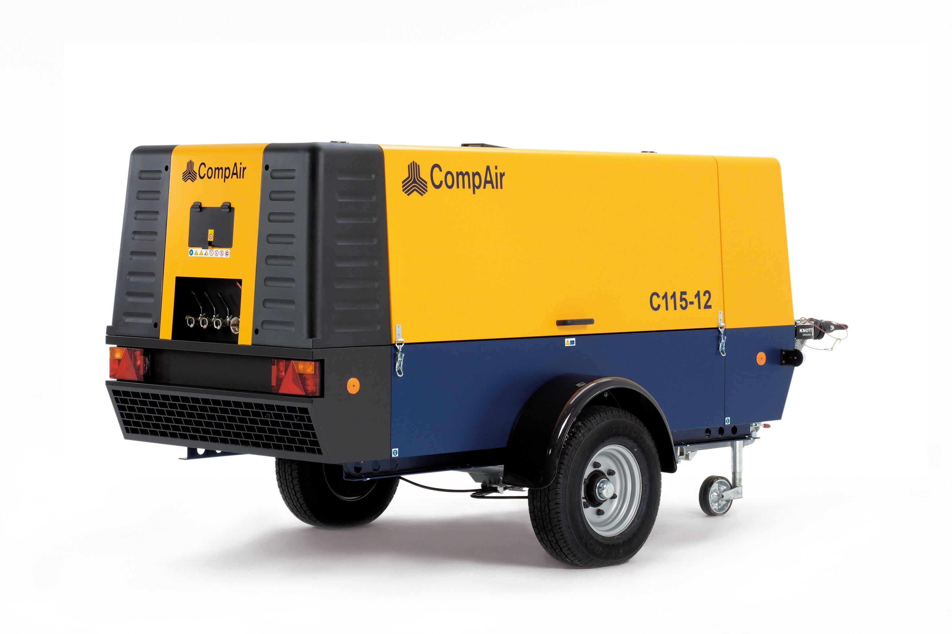 CompAir C 115-12NA Kompressor