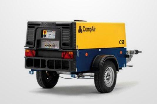 CompAir C 50 Kompressor