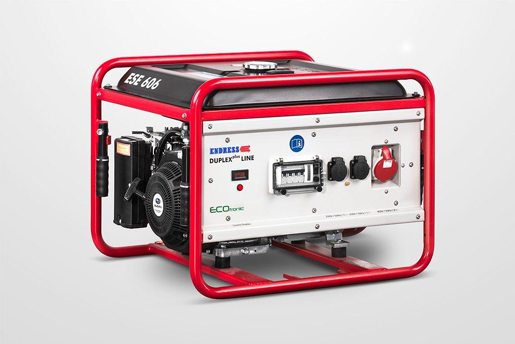 Endress ESE 606 DHG-GT Duplex Stromerzeuger