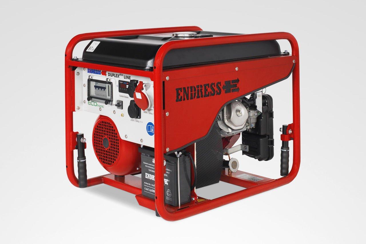 Endress ESE 606 DHG-GT-ES DUPLEX Stromerzeuger