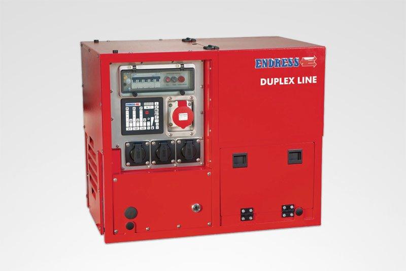 Endress ESE 608 DHG-ES-DI DUPLEX Stromerzeuger