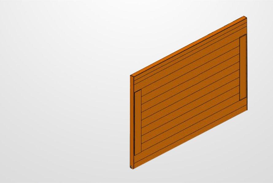 Grundplatte Gleitschienen-Verbauelement