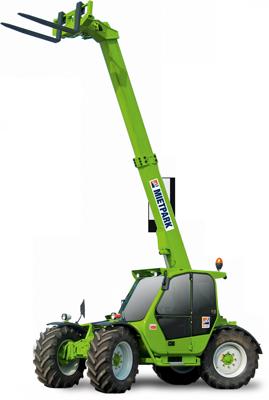 Teleskopmaschinen mieten