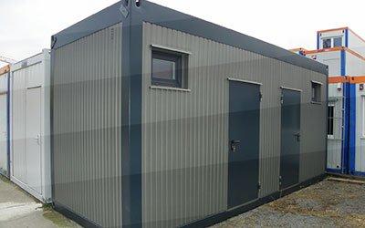 Raumsysteme Container Kaufen Lager Sanitar Buro Hkl Baumaschinen
