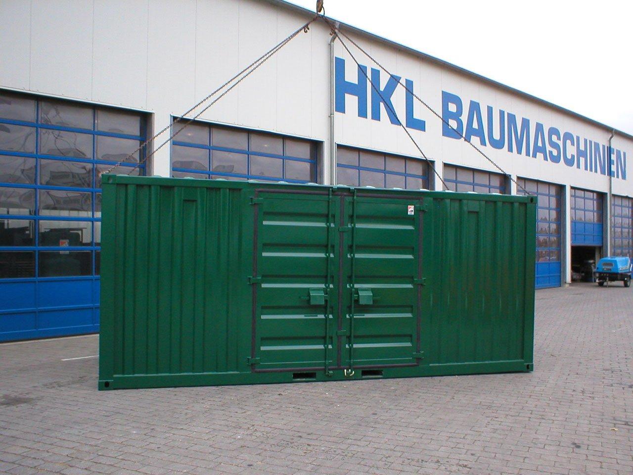 raumsysteme container anlagen mieten hkl baumaschinen. Black Bedroom Furniture Sets. Home Design Ideas