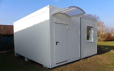 Raumsysteme & Container-Anlagen mieten | HKL BAUMASCHINEN