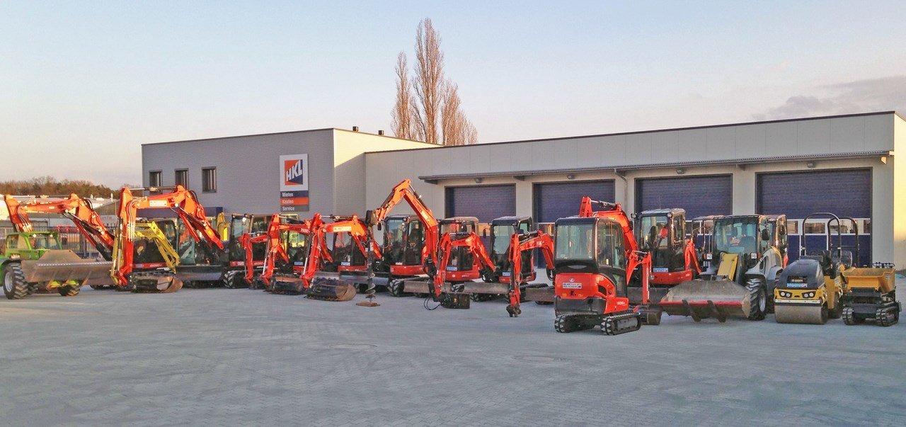 Baufirmen Nürnberg hkl center in nürnberg zieht um und vergrößert das sortiment hkl