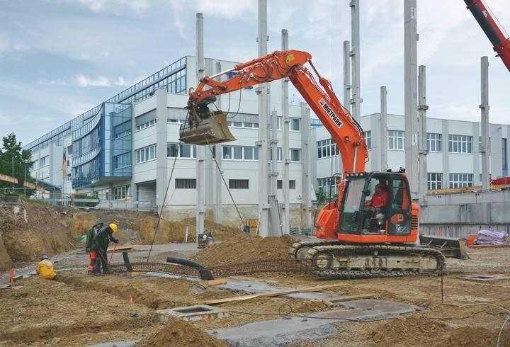 Bauunternehmen Bretten