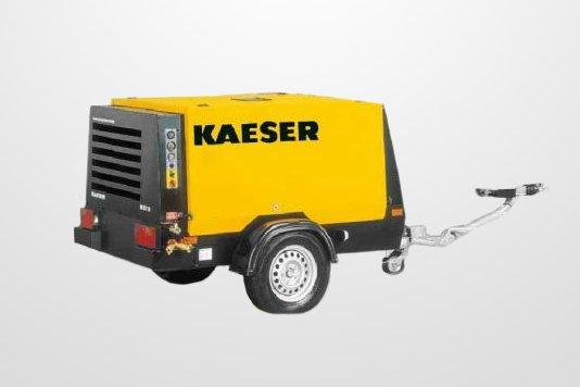 kaeser m 57 kompressor hkl baumaschinen. Black Bedroom Furniture Sets. Home Design Ideas