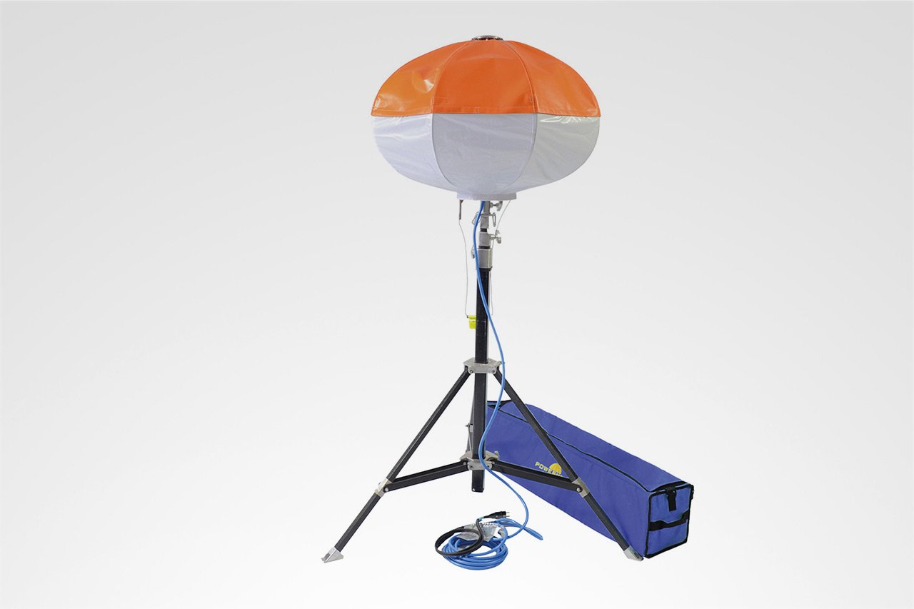 Powermoon® LEDMOON® 600 Leuchtballon