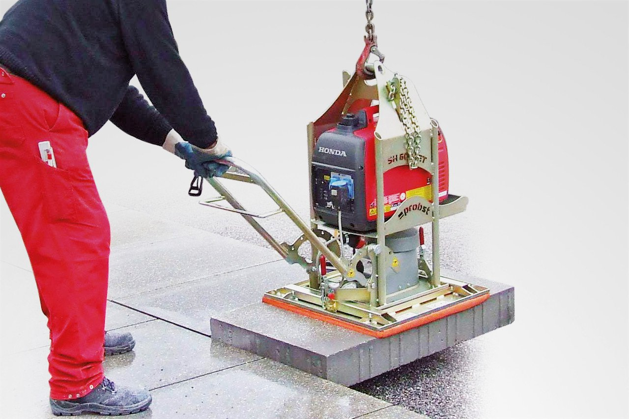 Probst Quickjet QJ 600 e Vakuum-Hebegerät