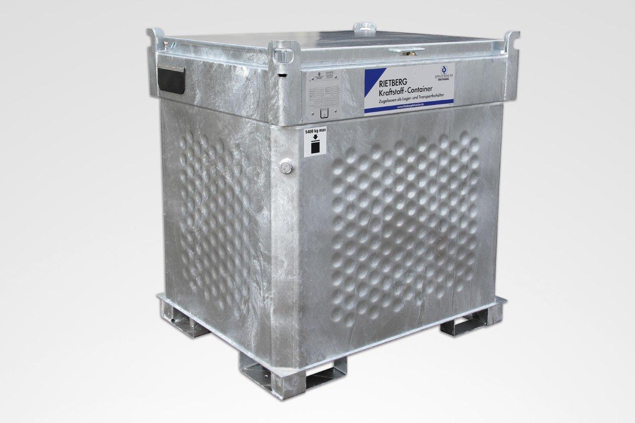 Tankanlage Quadro-C 1000 für Diesel