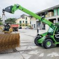 Baumaterial einfach transportieren