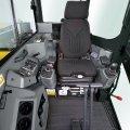 Stabile und geräumige Fahrerkabine