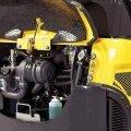 Sauberer und leiser Yanmar Motor