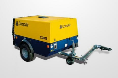CompAir C 30 Kompressor mieten bei HKL BAUMASCHINEN