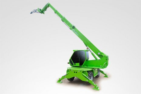 Merlo Roto 40.18 S Teleskoplader mieten bei HKL