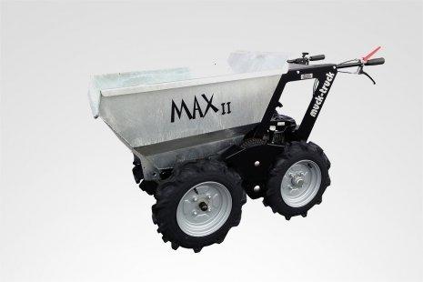 Muck-Truck Dumper Max II mieten bei HKL