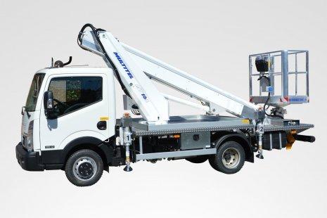 Multitel MT 162 EX LKW-Arbeitsbühne mieten