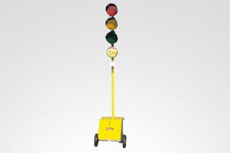 Nissen Lichtsignalanlage LZA 500-LED mieten