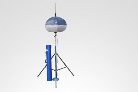 Powermoon® Start Leuchtballon mieten im HKL MIETSHOP