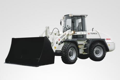 Terex TL 160 Radlader mieten bei HKL BAUMASCHINEN
