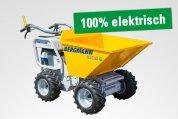 Bergmann 1005 E Minidumper elektrisch mieten bei HKL