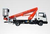 Ruthmann Ecoline 180 LKW-Arbeitsbühne mieten