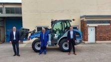HKL Story / Vier Neue für Glöckle Hoch- und Tiefbau