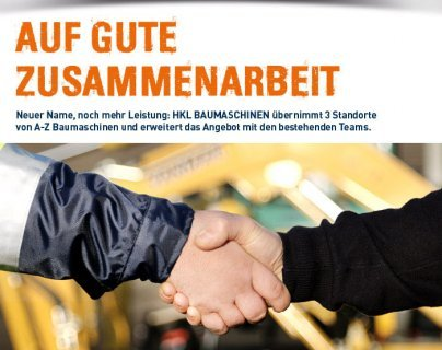HKL Baumaschinen Grevenbroich - Mieten - Kaufen - Service