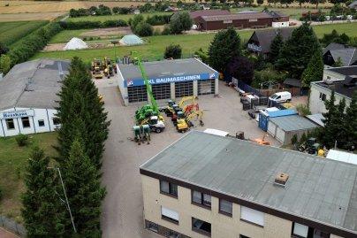 HKL Baumaschinen Hannover Süd - Mieten - Kaufen - Service