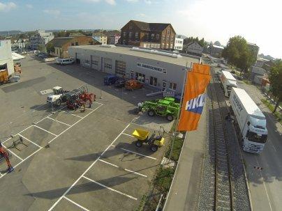 HKL Baumaschinen Heilbronn - Mieten - Kaufen - Service