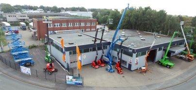 HKL Arbeitsbühnen- und Teleskopcenter Dortmund