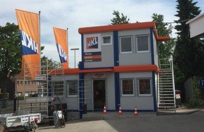 HKL Baumaschinen Bochum - Mieten - Kaufen - Service