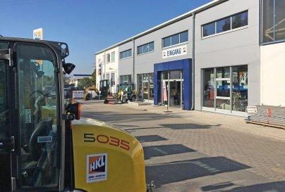 HKL Center Dortmund - Mieten - Kaufen - Service