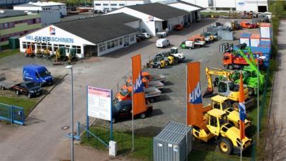 HKL Baumaschinen Erfurt - Mieten - Kaufen - Service