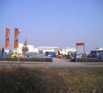 HKL Baumaschinen Halberstadt - Mieten - Kaufen - Service