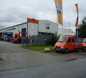 HKL Baumaschinen Hamburg-Wandsbek - Mieten - Kaufen - Service