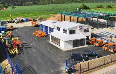 HKL Baumaschinen Jena - Mieten - Kaufen - Service