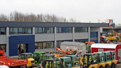 HKL Baumaschinen Kiel - Mieten - Kaufen - Service