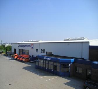 HKL Baumaschinen Leipzig - Mieten - Kaufen - Service