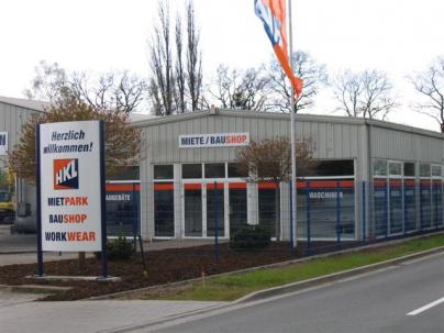 HKL Baumaschinen Ludwigslust - Mieten - Kaufen - Service